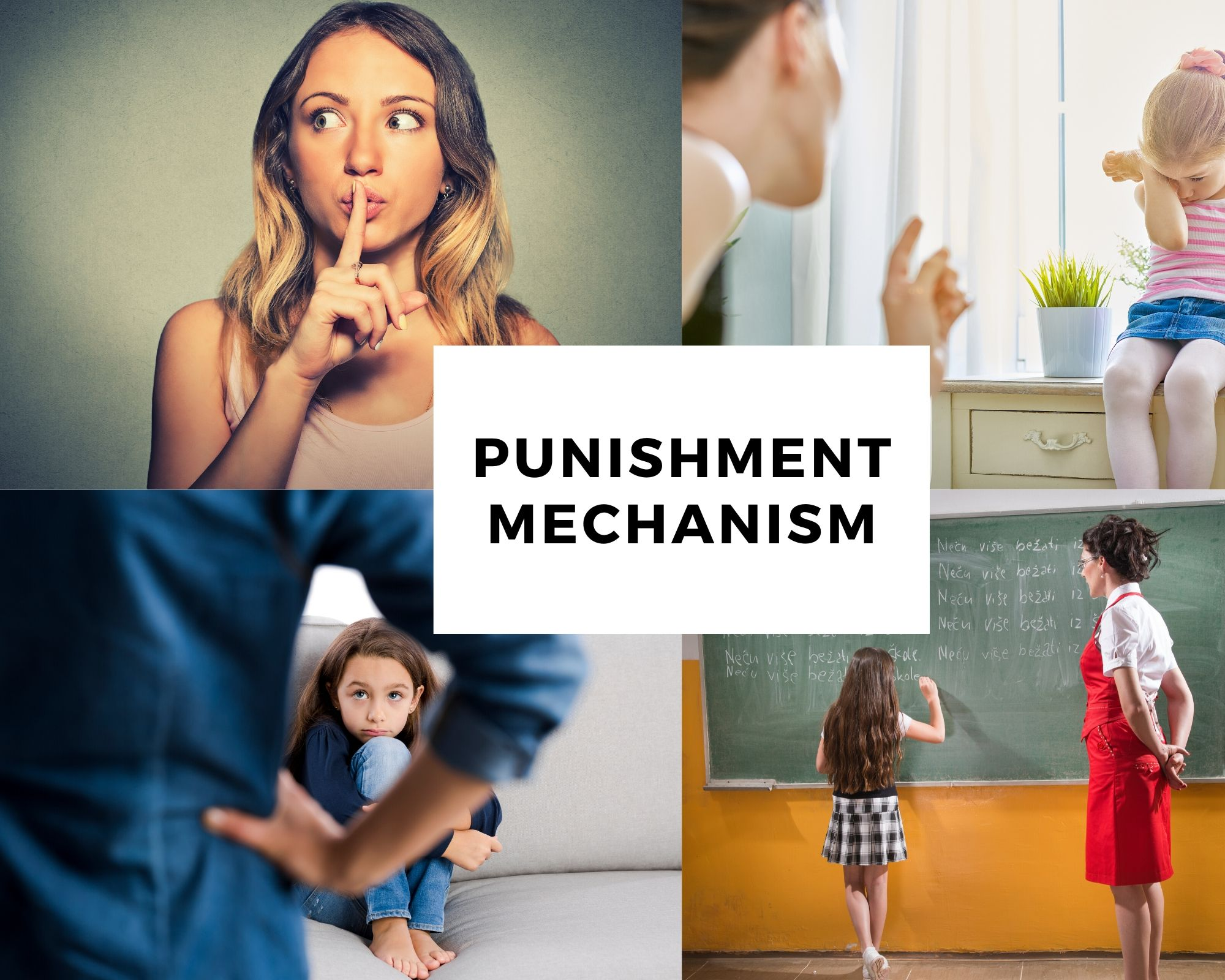 Punishment mechanism